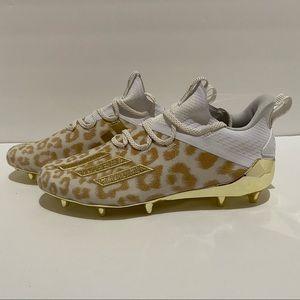 Adidas Adizero Anniversary Cleats Cheetah Gold